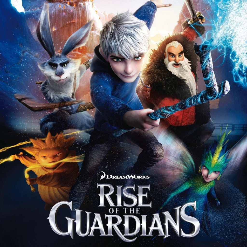 Learning about fear through kids 39 movies - Pics of rise of the guardians ...