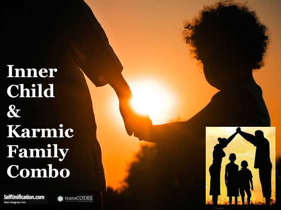 Karmic Family & Inner Child Combo – This Friday & Saturday