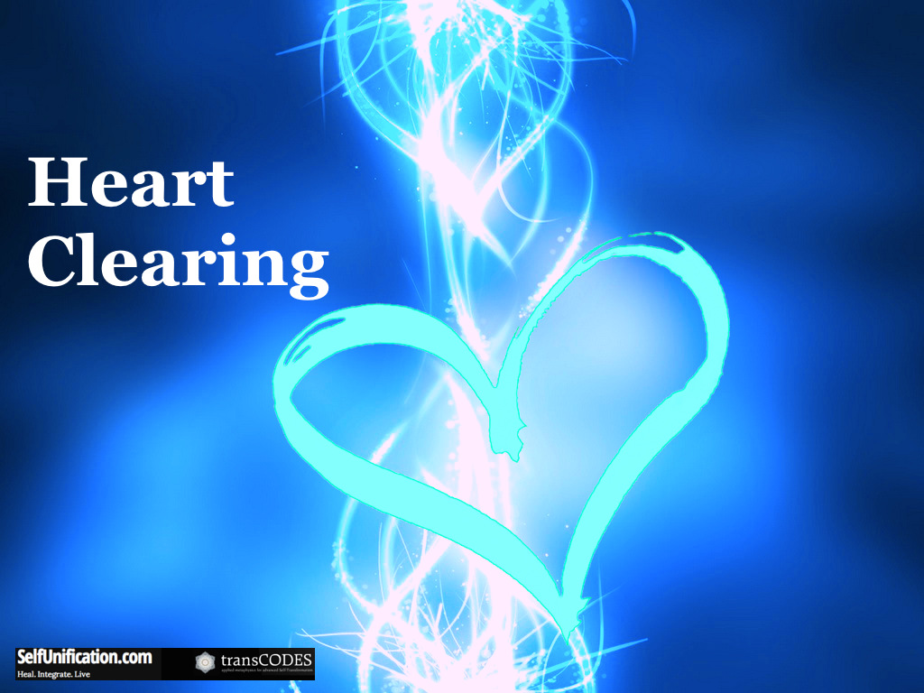 Heart Clearing Transmission 1/12/18 @ 8PM MST