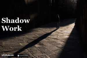 Shadow in Alley