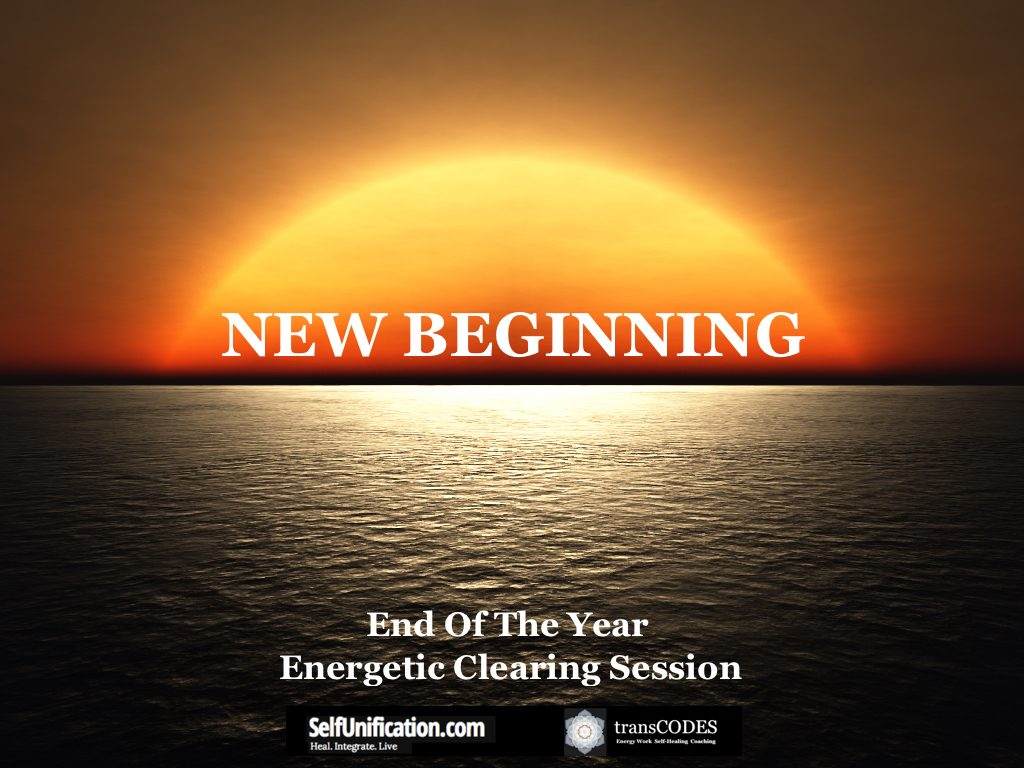 Year End Clearing Special – Next 30 days!