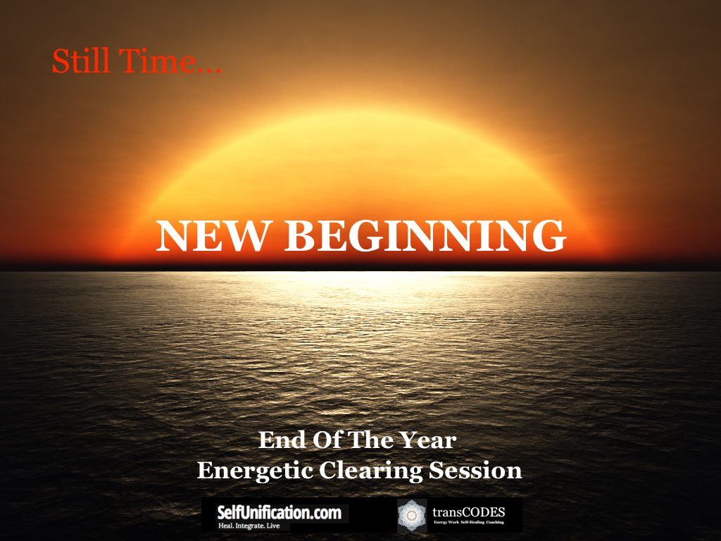 Energetic Clearing Session Discount – Only Two Weeks Left