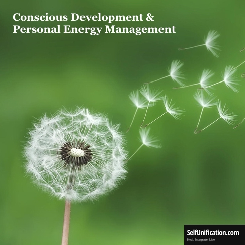 Growth Through Personal Energy Management