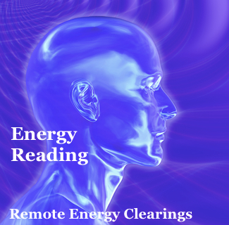 Remote Energy Clearings Energy Reading