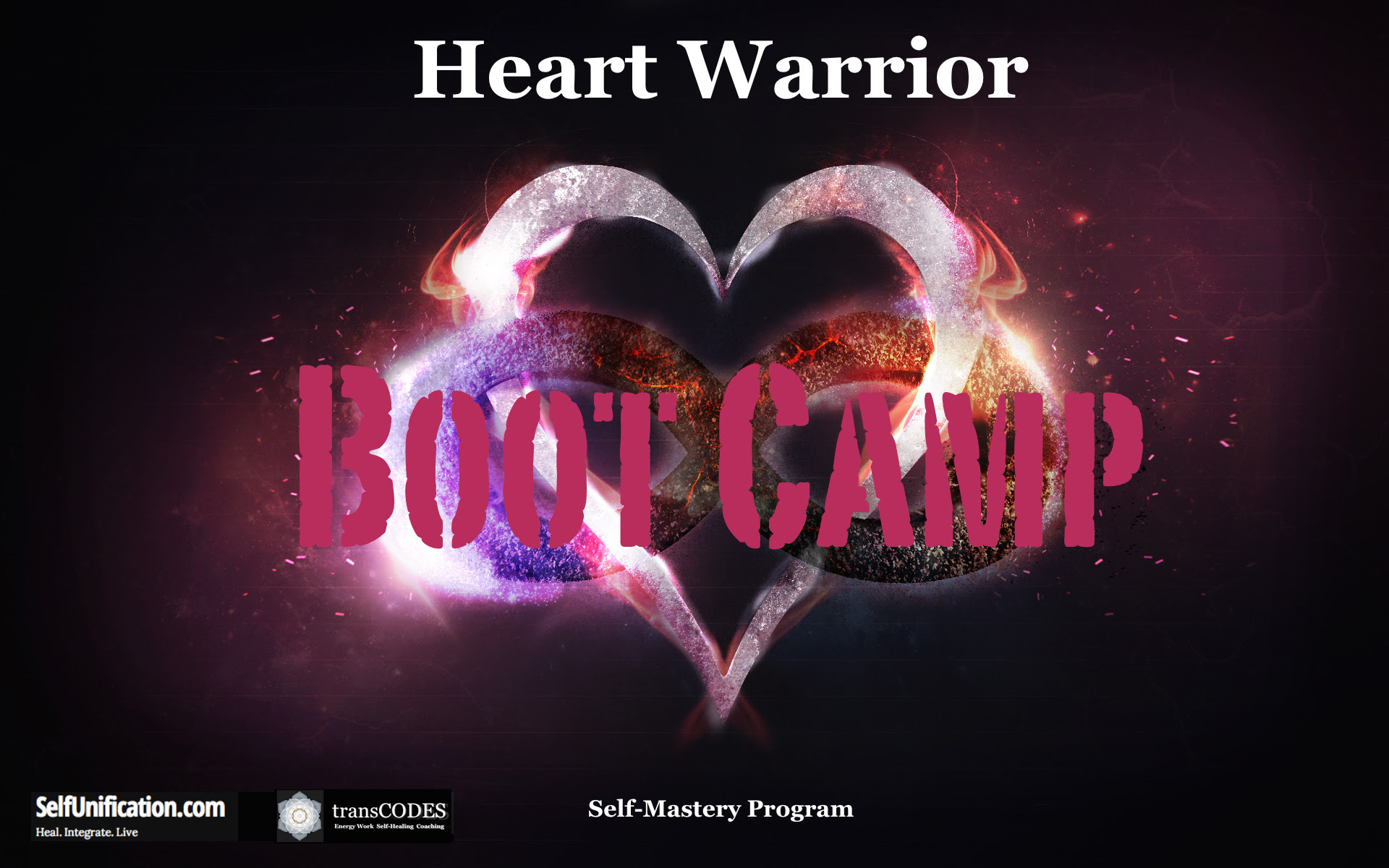 Heart Warrior Boot Camp – 2 Open Spaces for November 1st!