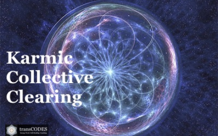 Karmic Collective Clearing – 6/21/18 @ 10PM MDT