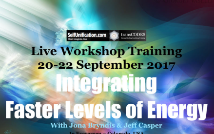 September 2017 – Live Event in Colorado – Only 4 Spaces Left