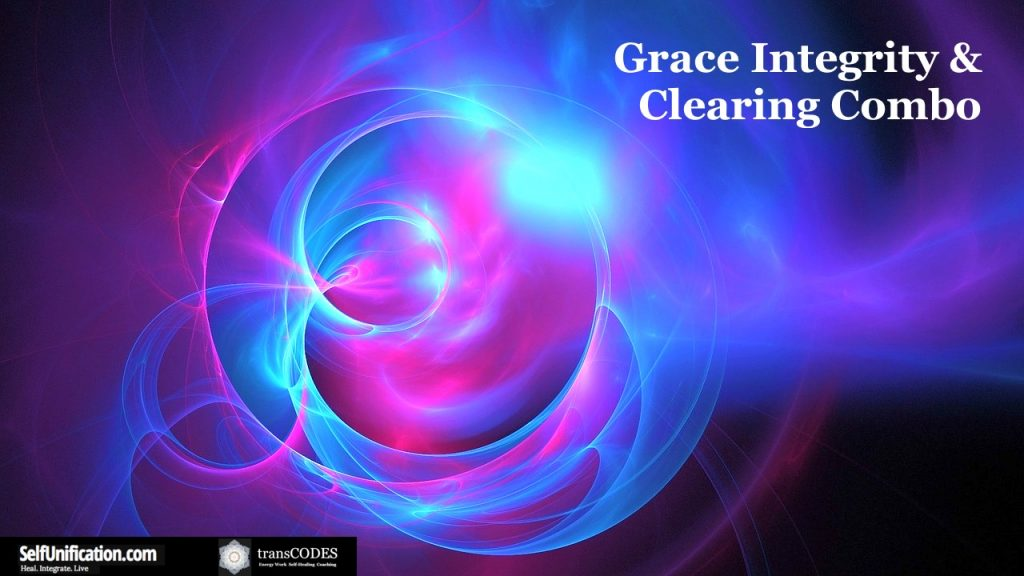 Grace Integrity & Clearing Combo Time Again!