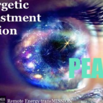 Energetic Adjustment Session: Peace – Monday the 26th @ 10PM MDT