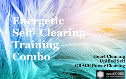 3-Day Remote Event – Energetic Self-Clearing Training (Starts this Friday @ 10PM MDT)