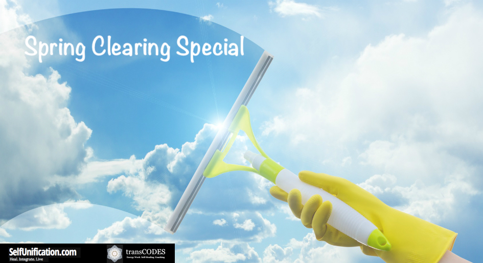 March Clearing Special – Spring Cleaning Time!