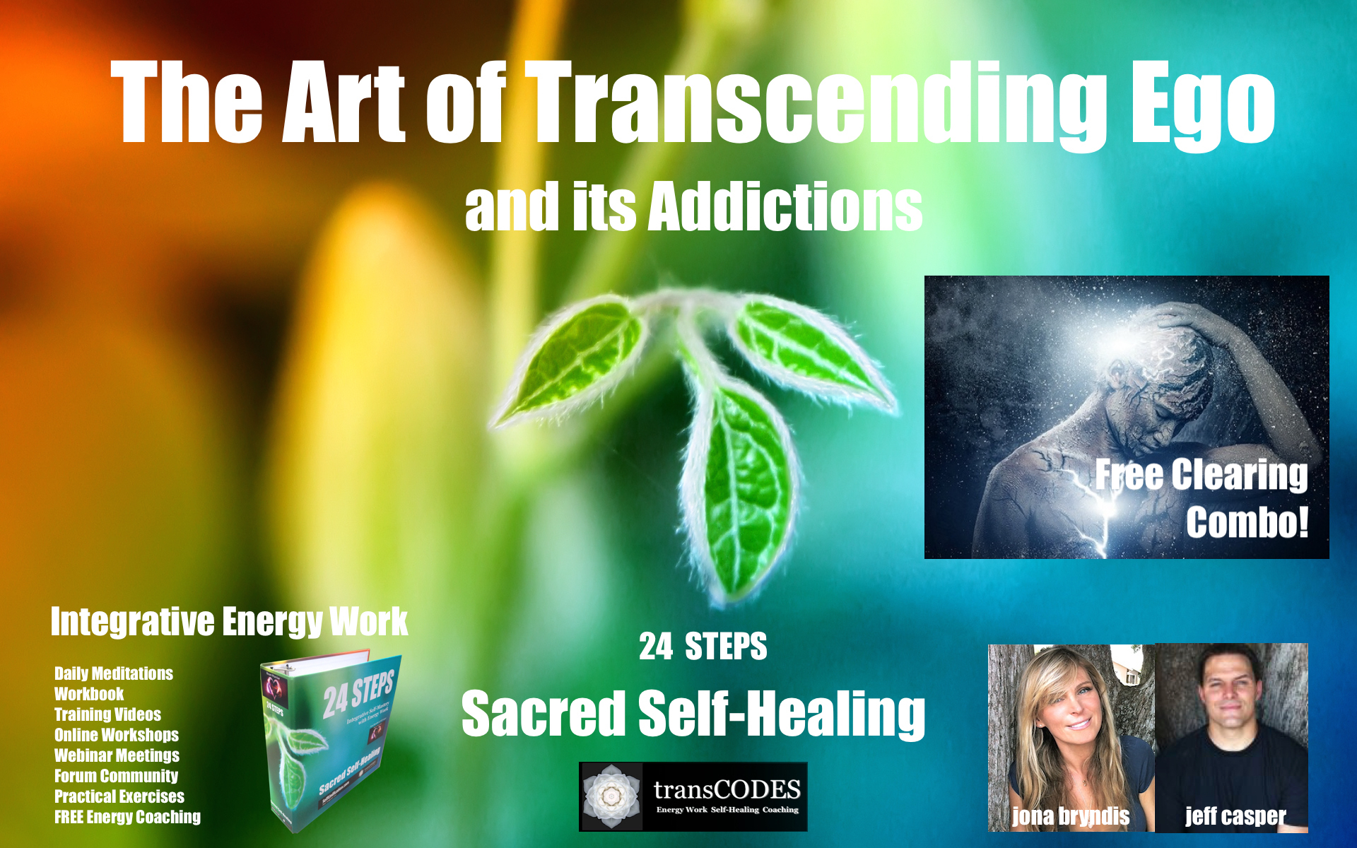 Sacred Self-Healing Package – December 2018 Discount!
