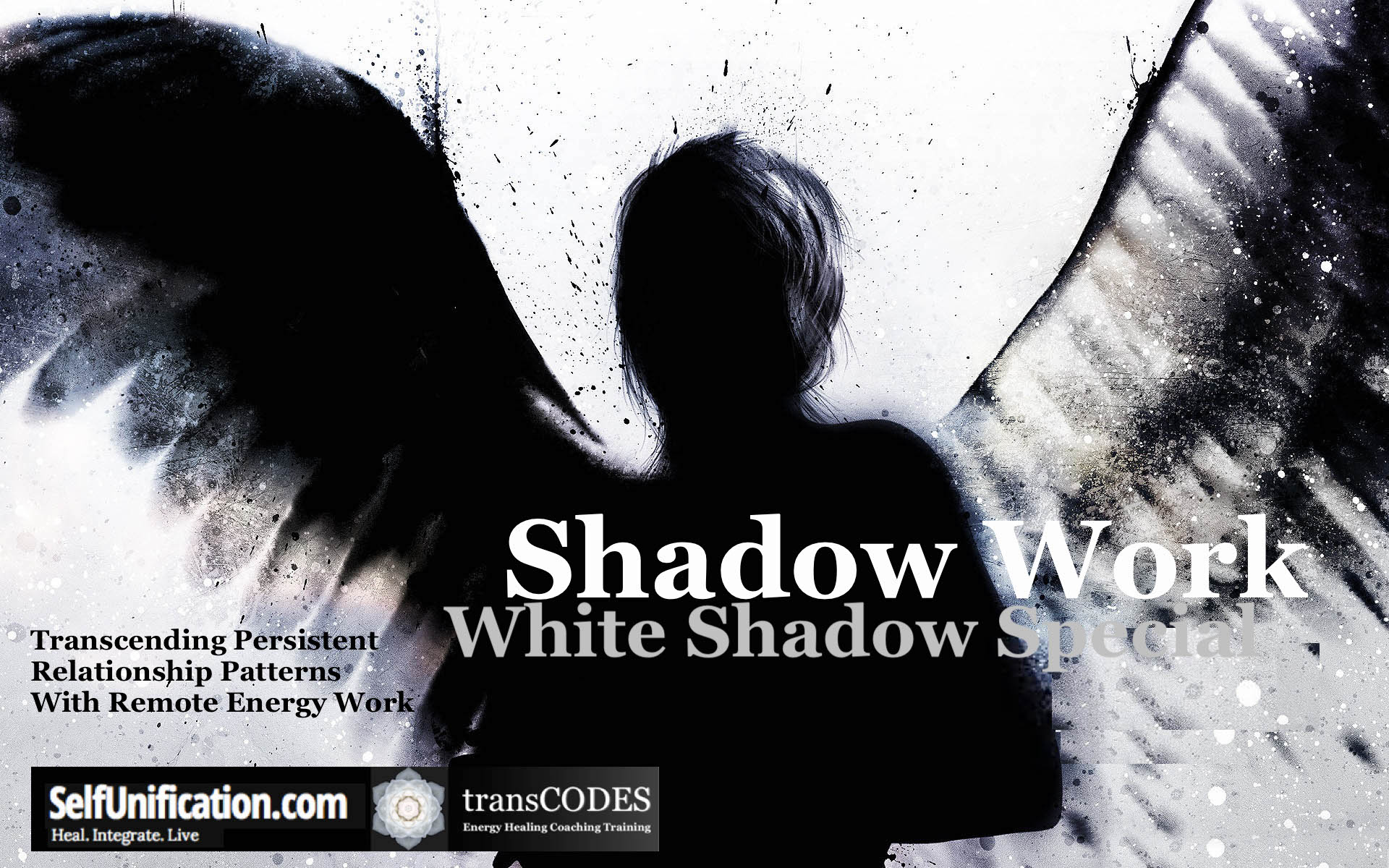 Shadow Work Transmission – White Shadow Special